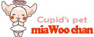 Cupid's pet miaWoo chan